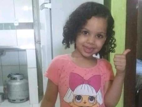Menina de 4 anos morre após sofrer choque elétrico em Gravatá