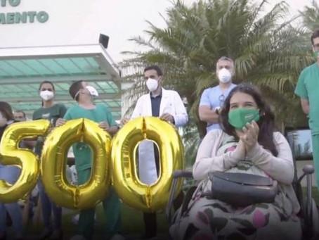 Grávida com coronavírus dá a luz e recebe alta após 12 dias internada em Caruaru