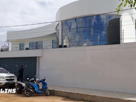 Urgente: Operação da PF prende ex-gerente do Banco do Nordeste em Santa Cruz do Capibaribe