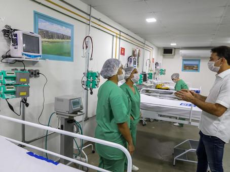 Pernambuco ultrapassa a marca de 20 mil recuperados da Covid-19