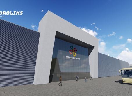 Parque das Feiras de Toritama tem moderno projeto de revitalização