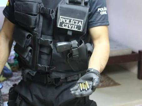 Polícia Civil faz megaoperação para prender integrantes do PCC no Agreste de Pernambuco