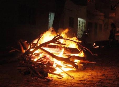 Prefeituras de Taquaritinga do Norte e Surubim também proíbem fogueiras e fogos