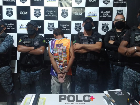 Suspeito de assediar crianças é preso em Jataúba