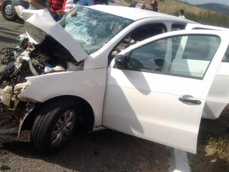 Grave acidente automobilístico deixa quatro mortos em Taquaritinga do Norte