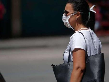 Decreto recomenda à população de Pernambuco que não saia às ruas sem máscara