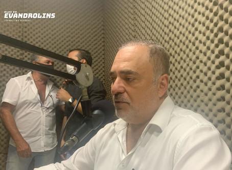 """""""Paulo Câmara  tem nojo do povo"""", diz deputado Marco Aurélio em passagem por Toritama"""