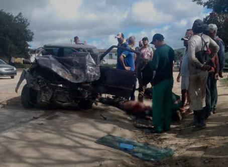 Acidentes matam seis pessoas no fim de semana em Pernambuco
