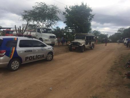 Mulher é morta a tiros durante tentativa de assalto em Frei Miguelinho