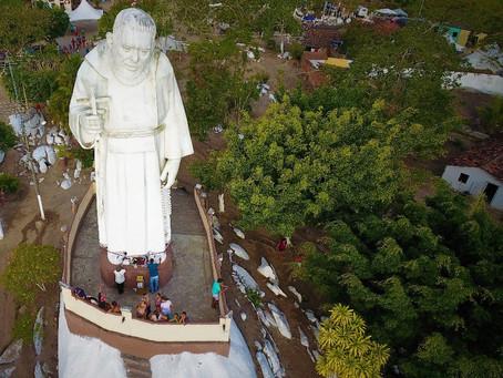 Romaria do Frei Damião 2020 tem programação virtual por causa da Covid-19 em São Joaquim do Monte
