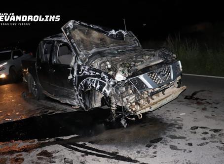 Adolescente morre e cinco ficam feridos após acidente na PE 160 em Pão de Açúcar