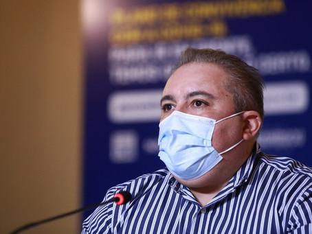 Pico da pandemia em Pernambuco aconteceu em maio, diz secretário