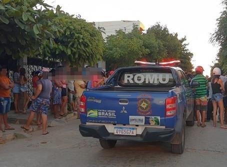 Mulher é executada a tiros em Santa Cruz do Capibaribe