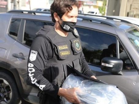 Polícia Civil cumpre mandados no Recife e Toritama mirando suspeitos de lavagem de dinheiro