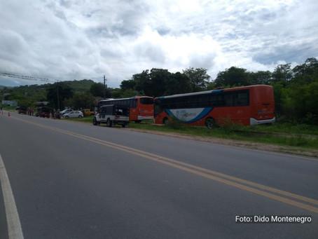 Operação restringe transporte intermunicipal em rodovias estaduais