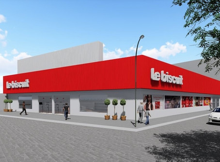 Le biscuit vai abrir lojas em Santa Cruz do Capibaribe, Carpina e Serra Talhada