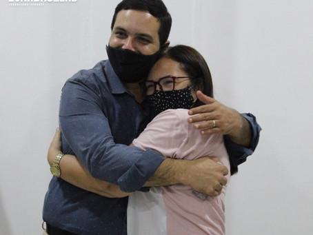 Diego Souza declara apoio a pré-candidatura de Gerluce Enfermeira