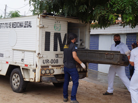 Registrados 31 homicídios no fim de semana em Pernambuco