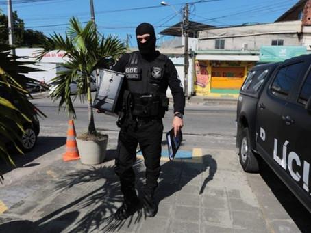 Polícia faz operação contra esquema de lavagem de dinheiro e sonegação em empresas do ramo têxtil