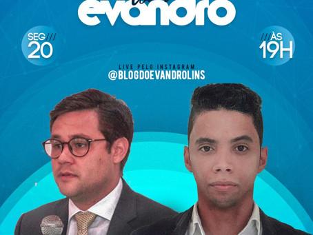 Papo com Evandro!