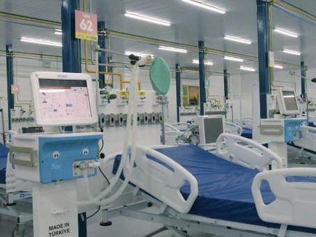 Covid-19: Pernambuco zera fila de pacientes para UTI