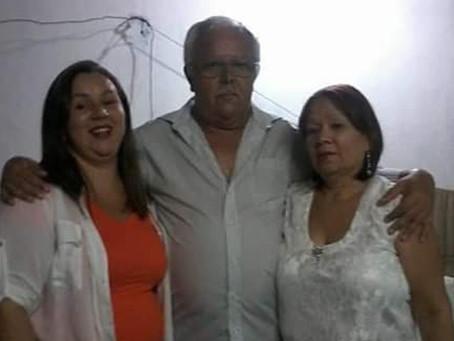 Coronavírus - Pais e filha morreram com menos de uma semana de diferença em Pernambuco