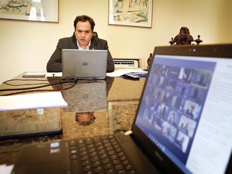 Paulo Câmara vai prorrogar fechamento do comércio em PE até 31 de maio