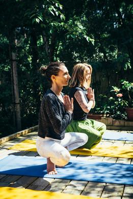 yoga LACANAU