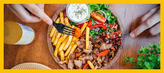 Fotografia Kulinarna Warszawa, Fotograf Kreatywny w Warszawie. Kebab Paprika
