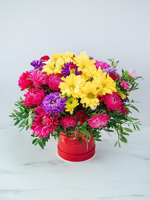 """Flower Box """"Słoneczko"""""""