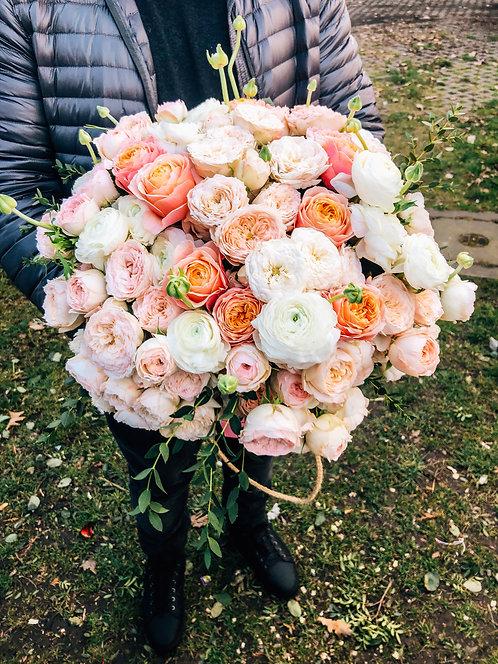 Flower Box FIRMOWY- WANILIOWY