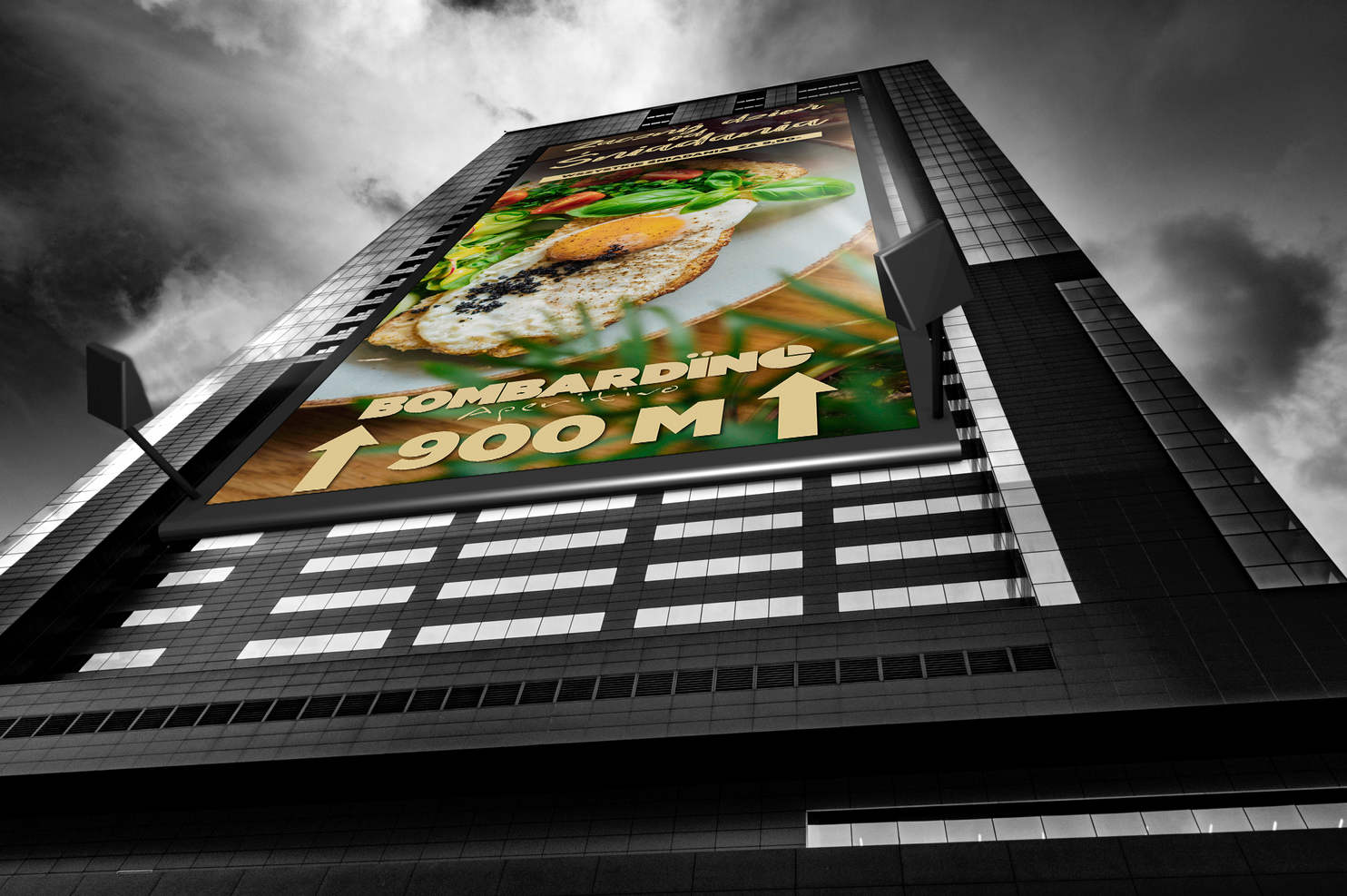 Free-Outdoor-Advertisment-Building-Billb