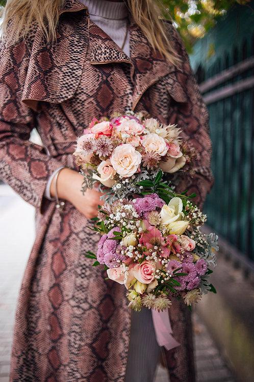 Zestaw Ślubny PASTELOWY