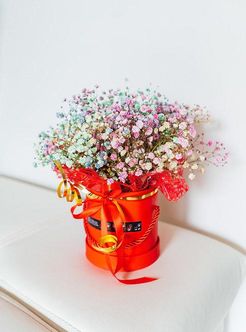 Flower Box - Kolorowa Chmura