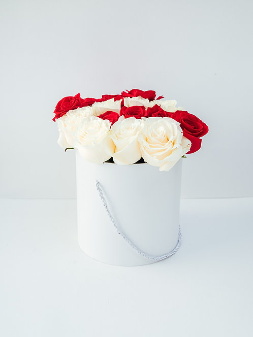 "Flower Box  ""Sto Lat"""