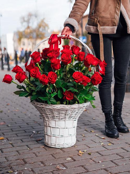 Kosz od 29 -101 Róż