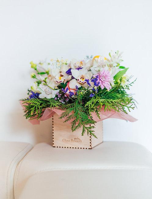 """Flower Box """"Moja Wiosna"""""""