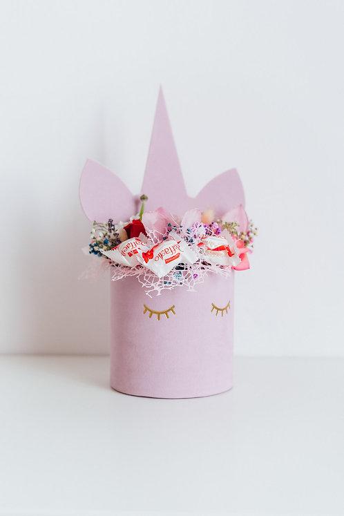 """Flower Box  – """"Kocham Twoje Oczy"""""""