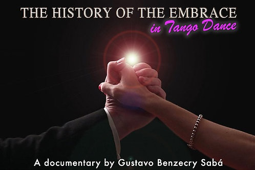 Nov 30 Event: History of the Embrace in Tango Dance