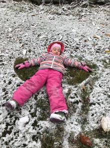 A first snow!