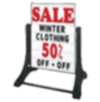 1-swinger-SIDEWALK-SIGN-CHANGEABLE-MESSA