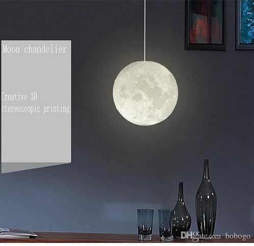 Moon Light Lamp/ Hanging Lamp 17cm