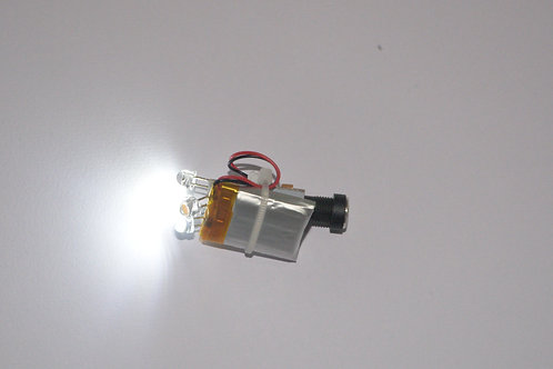 LED Light/ Tricolor LED/ Luminous Adjustable/ Rechargeable/Touch Sensor/ Pack 10