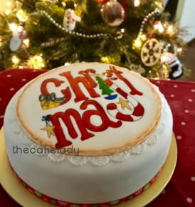Eurasian Sugee Cake