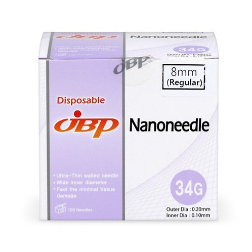 Наноигла JBP Nanoneedle 34G, 1 шт