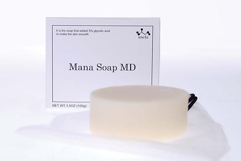 Пилинг-мыло с содержанием гликолевой кислоты 5%