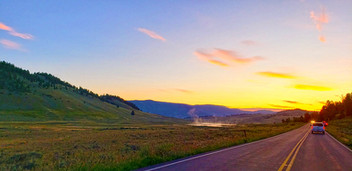Morning in the Lamar Valley
