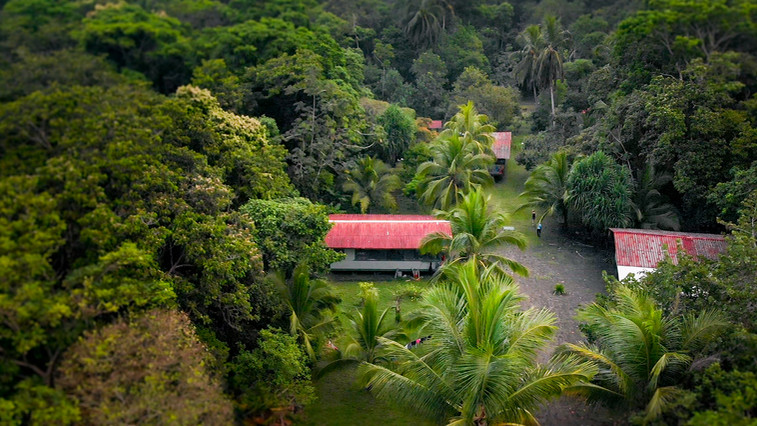 Pacuare Reserve Research Station