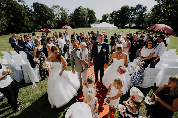 Hochzeit Nicole & Marcel & Janine & Alex