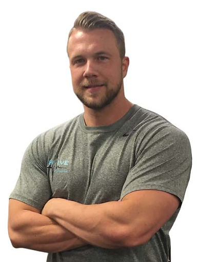Dwight Wilson - Owner of Revive Fitness